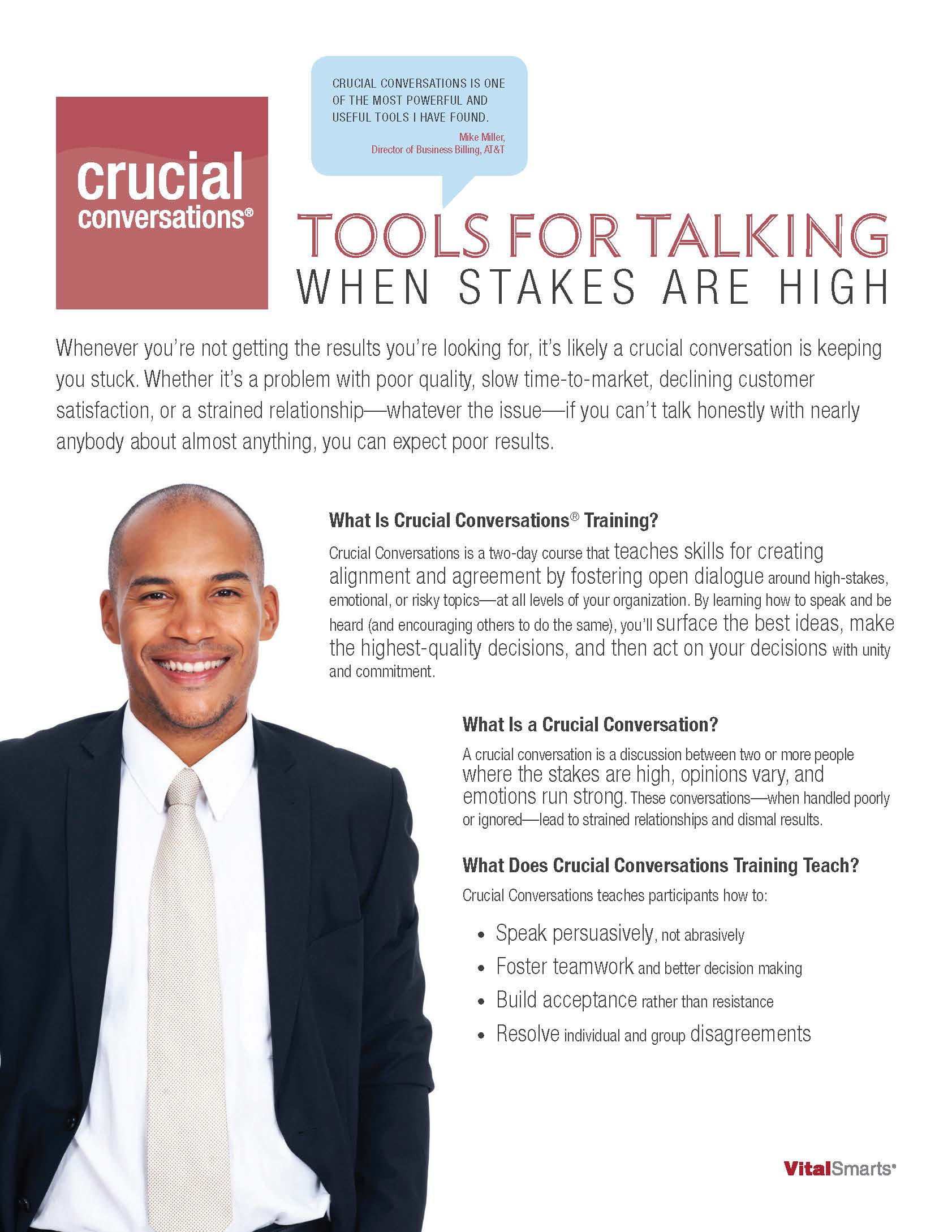 crucial conversations 2 crucial conversations tools for talking when stakes are high author: kerry patterson, joseph grenny, ron mcmillan and al switzler publisher: mcgraw-hill date of publication.