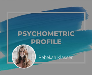 Psychometric Profile - RK