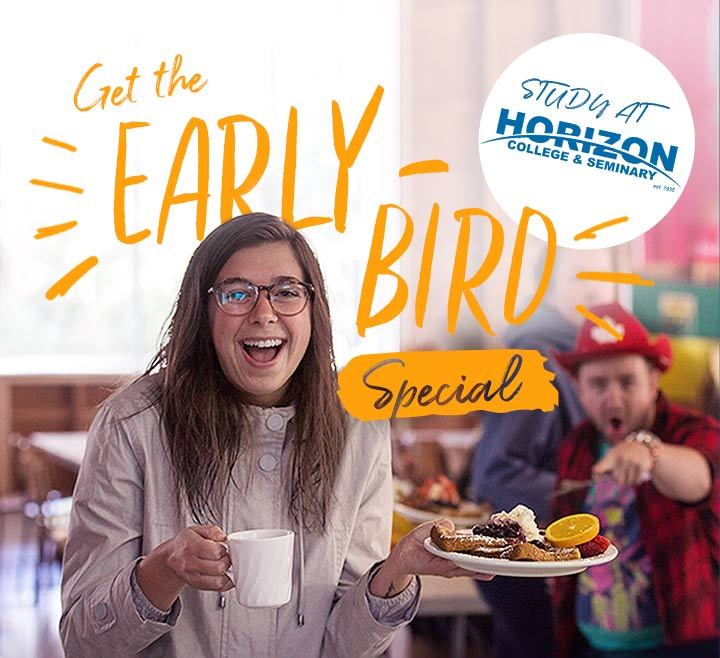 Earlybird Special at Horizon