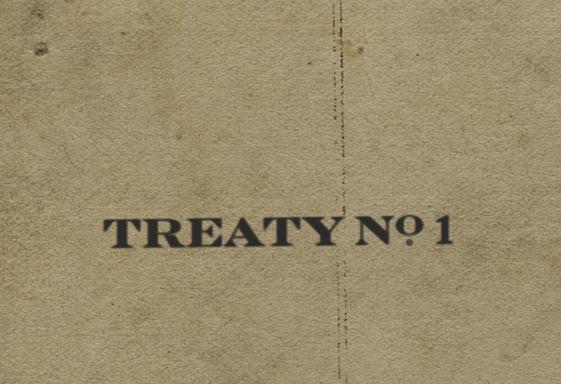 150th anniversary of Treaty no 1